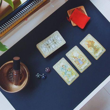 Desk Mat - Cards