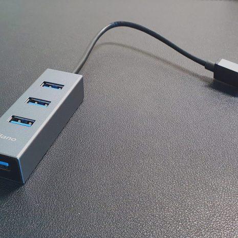Ilano 4-Port USB